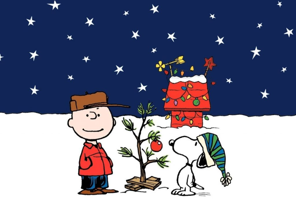 When Is Charlie Brown Christmas On.Day 6 A Charlie Brown Christmas 1965 It S Just Awesome